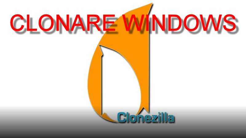 Come clonare hard disk Windows 8
