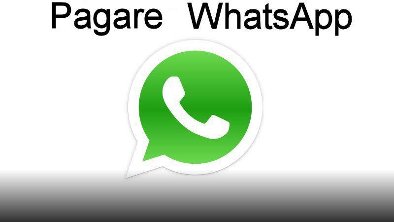 Quando WhatsApp era a pagamento