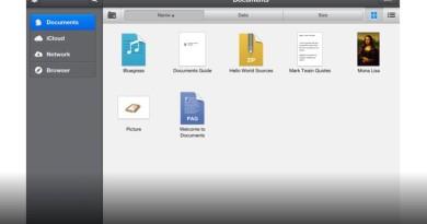 aprire file rar con ipad