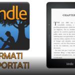 Kindle formati supportati