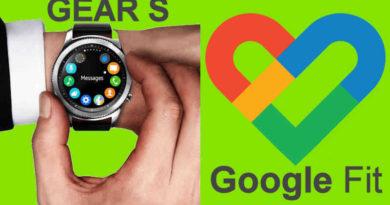Come usare Gear S con Google Fit - MarioPet.it